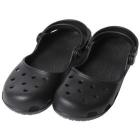 【正規品】 クロックス レディース クロッグサンダル (202494 001) : ブラック crocs