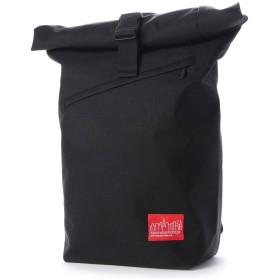 マンハッタンポーテージ Manhattan Portage NYC Print Hillside Backpack (Black)