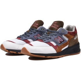(NB公式)【ログイン購入で最大8%ポイント還元】 ユニセックス M1530 WBB (レッド) スニーカー シューズ(Made in USA/UK) 靴 ニューバランス newbalance
