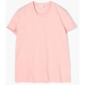トゥモローランド ベーシック クルーネックTシャツ WLJ3114 レディース 33ピンク 2(L) 【TOMORROWLAND】