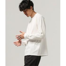 JOURNAL STANDARD アディクトクルーネックロングスリーブTシャツ ホワイト S