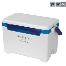 シマノ フィッシングクーラー LI-027Q INFIX LIGHT(インフィクス ライト) 270  27L  ホワイトブルー