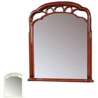 ミラー 幅135cm FRORENCE イタリア製 サルタレッリモビリ 卓上 鏡 姫系 ( 卓上ミラー 化粧鏡 卓上鏡 )