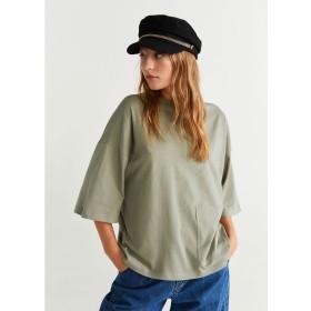 Tシャツ - POCKET (グリーン)