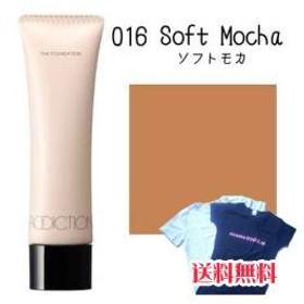 【正規品・送料無料】アディクション ザ ファンデーション 016ソフトモカ(30mL)