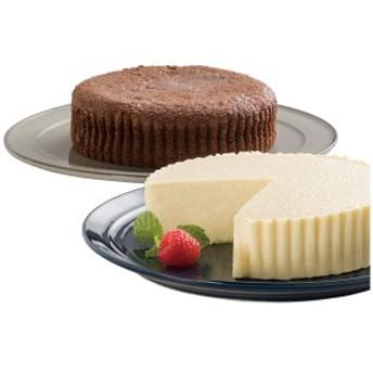 送料無料 チーズケーキ・チョコレートケーキセット DC-30 / ケーキ スイーツ 洋菓子 お取り寄せ お祝い ギフト