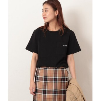 JOURNAL STANDARD relume 【A.P.C. for relume/ 別注アーペーセー】 T-SHIRT JESS:Tシャツ ブラック XS