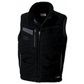 SOWA(ソーワ) 防寒ベスト ブラック Lサイズ 5106