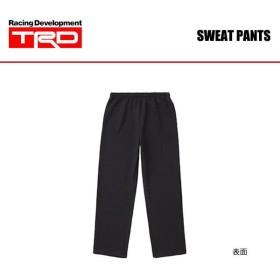 TRD スウェットパンツ ブラック Mサイズ