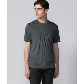 トゥモローランド コットンジャージー ポケット付きTシャツ MZEK3329 メンズ 16グレー系 0(S) 【TOMORROWLAND】