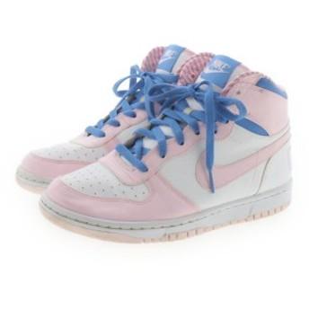 NIKE / ナイキ レディース シューズ 色:ピンク系x白系x青系 サイズ:24cm