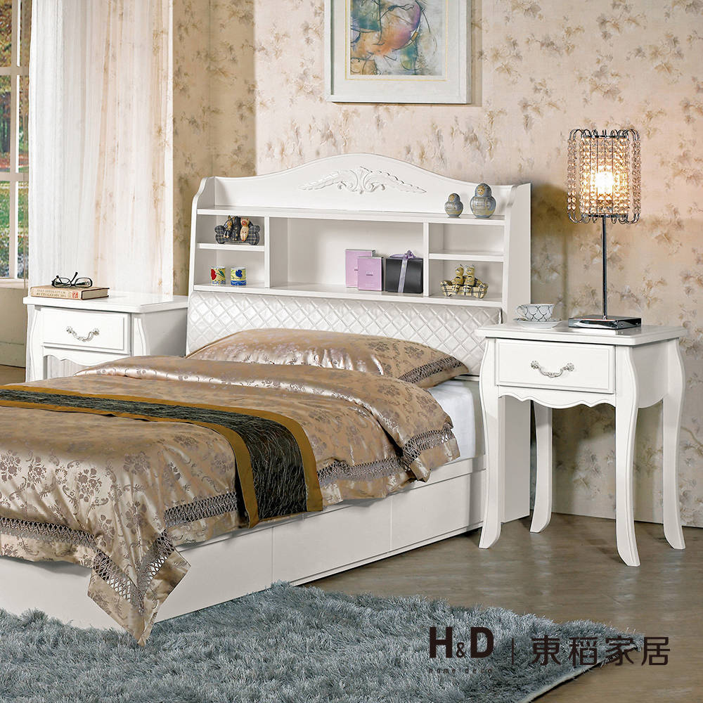 仙朵拉3.5尺書架型被櫥頭/H&D東稻家居-消費滿3千送點數10%