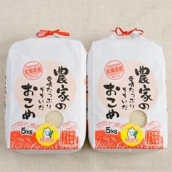 無洗米 ななつぼし 5kg×2