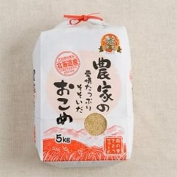 玄米 ゆめぴりか 5kg