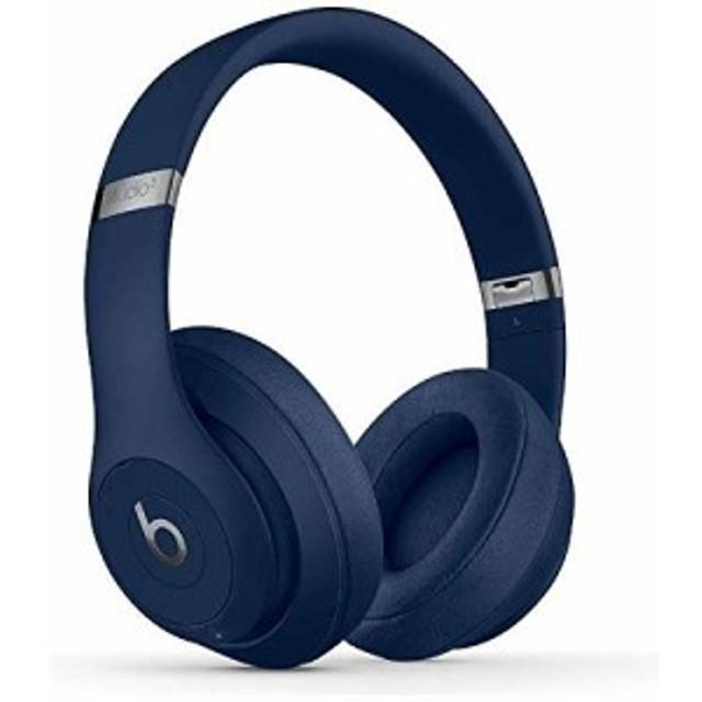 【新品即納】送料無料 beats by dr.dre ワイヤレスヘッドホン Studio3 Wireless MQCY2PA/A ブルー ヘッドバンド型 ノイズキャンセリング