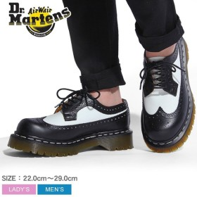 ドクターマーチン DR.MARTENS 3989 5アイ ブローグシューズ メンズ レディース 革靴
