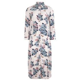 キャスキッドソン サマーセットローズロングラインシャツドレス サマーセットローズ レディース ピンク系 10 【Cath Kidston】