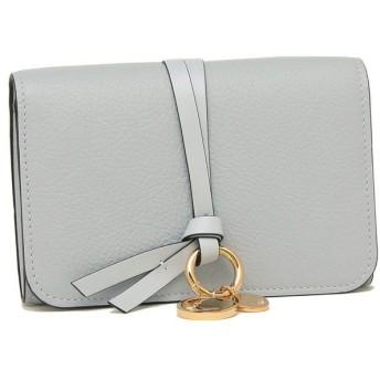 クロエ 折財布 レディース CHLOE CHC17AP943H9Q 4E7 グレー