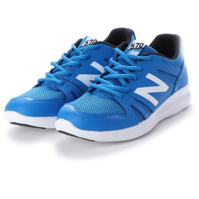 ニューバランス new balance NB YK570 BLUE(BLUE)