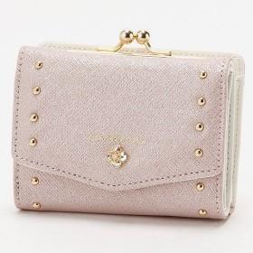 [マルイ]【セール】スタッズ付折財布/ビバユー(バッグ&ウォレット)(VIVAYOU)