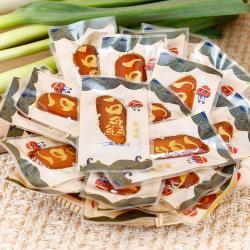 預-【豐樺水產】烏魚子 一口吃隨身包 ( 一袋約23~28片以重量為主 )