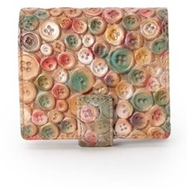 【HIROKO HAYASHI:財布/小物】◆ERENDHIRA(エレンディラ)薄型二つ折り財布
