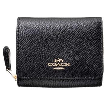 COACH OUTLET/コーチアウトレット 折財布 F37968ブラック