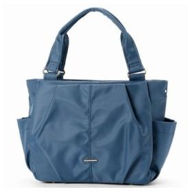 (velikoko bag/ヴェリココ(バッグ))【大】選べる2サイズ 軽量 ナイロントート/レディース ブルー