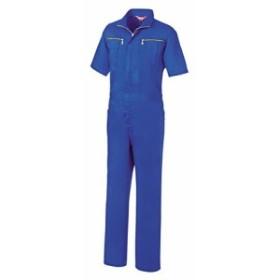 SOWA(ソーワ) 半袖続服 ロイヤルブルー Sサイズ 9907
