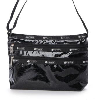 レスポートサック LeSportsac 【日本限定】QUINN BAG (ブラックグリッター)