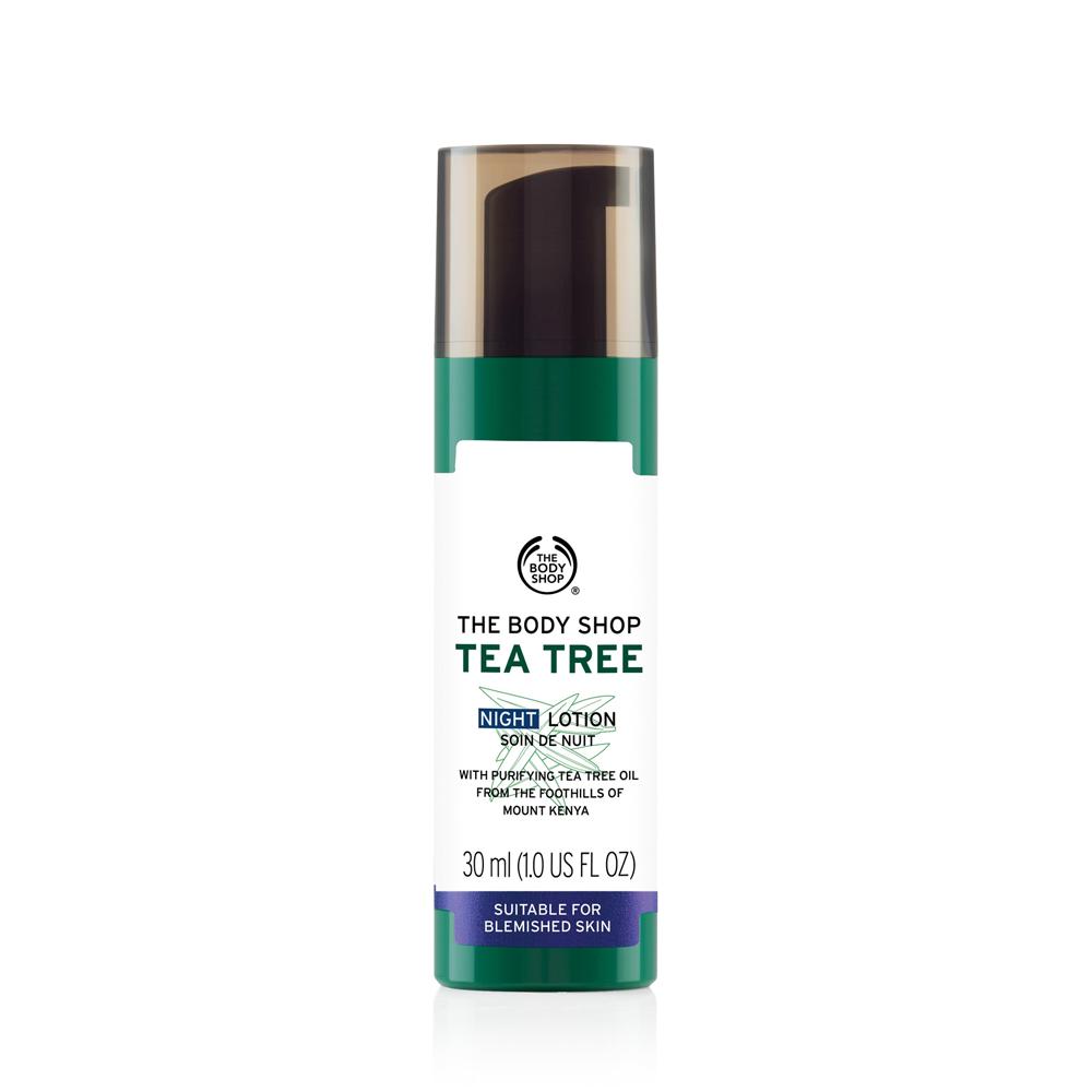 茶樹淨膚夜間修護乳-30ML