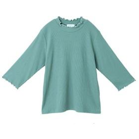 [マルイ] 細魅せ美人なメロウプチハイ七分袖トップス/ハッピーマリリン(大きいサイズ)(AHAPPYMARILYN)