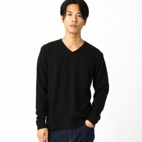[マルイ] VネックTシャツ/コムサイズムメンズ(COMME CA ISM)