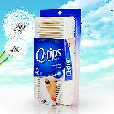 美國Q-tips 紙軸棉花棒(375支)
