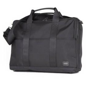 カバンのセレクション 吉田カバン ポーター ステージ ビジネスバッグ メンズ 軽量 2WAY B4 PORTER 620 08284 ユニセックス ブラック 在庫 【Bag & Luggage SELECTION】