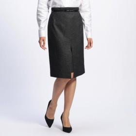 [マルイ]【セール】《セットアップスーツ対応》バーズアイベルト付タイトスカート/ナラカミーチェ(NARACAMICIE)