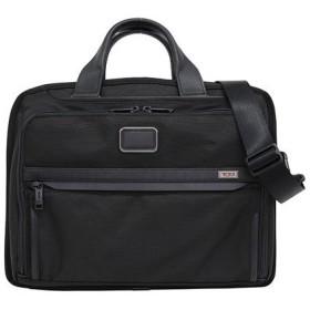 トゥミ メンズ ビジネスバッグ・ブリーフケース アルファ3 2603132D3 Black ブラック