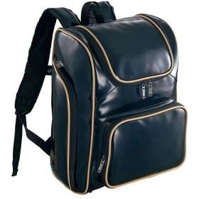 ゼット(ZETT) 野球 デイパック ブラック BA480 1900 野球用品 バックパック リュック エナメルバッグ