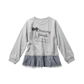 選べる10柄。デザインTシャツ(女の子 子供服) Tシャツ・カットソー