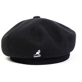 [KANGOL(カンゴール)] ウールベレー Wool Jax Beret(L(約59cm) ブラック)