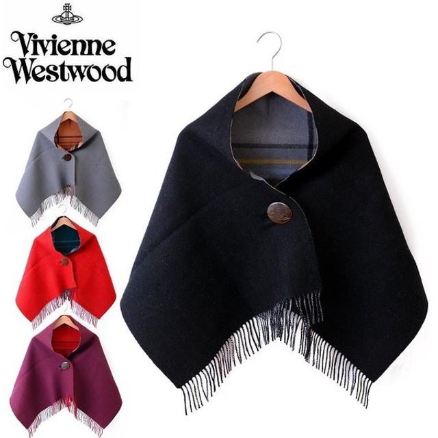 ヴィヴィアン・ウエストウッド VIVIENNE WESTWOOD マフラー レディース 18-18-992009