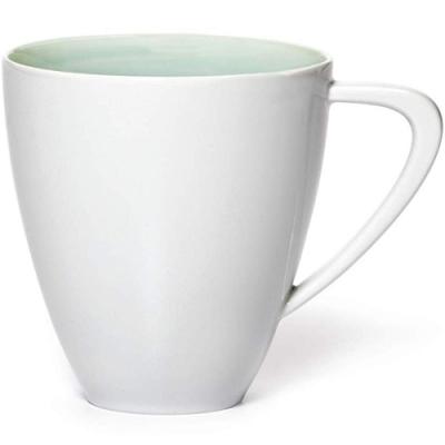 《CreativeTops》湖水紋暈染馬克杯(藍450ml)