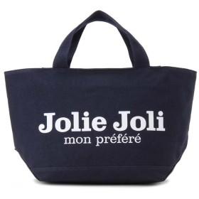 エスセレクト Jolie Joli ジョリージョリ トートバッグ JJ 2018996 キャンバスバッグ PM [M] レディース レディース ネイビー フリー 【s-select】