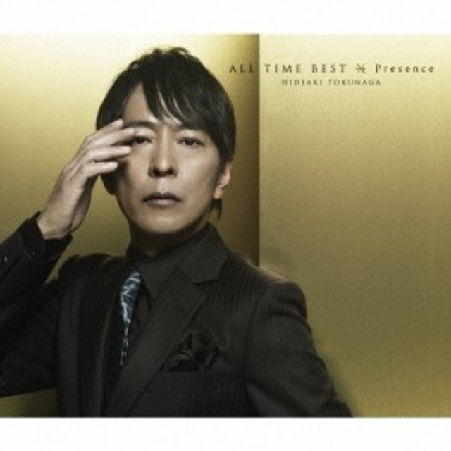 [枚数限定][限定盤]ALL TIME BEST Presence(初回限定盤)/徳永英明[CD+DVD]【返品種別A】