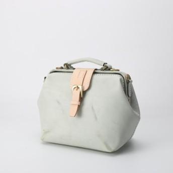 【切線派】大容量 がま口 本革手作りのレザーショルダーバッグ 総手縫い 手持ち 肩掛け 2WAY 鞄