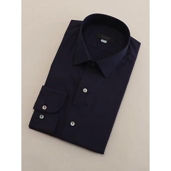 <ダーバン/DURBAN> 【D'URBAN BLACK】ショートレギュラーパープルツイルドレスシャツ(3609421817) パープル 【三越・伊勢丹/公式】