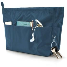 バッグインバッグ インナーバッグ 軽量 自立 防水 軽量 高耐久性 a4 ポケットが多い
