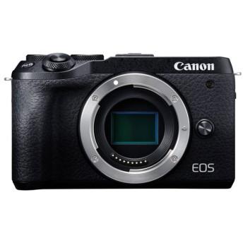 Canon EOS M6 Mark II ボディ [ブラック]【発売開始より入荷次第、順次発送の予定】(2100000013493)