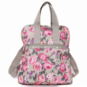 LeSportsac レスポートサック リュックサック 8240 EVERYDAY BACKPACK E143 NIGHT BLOOMS [並行輸入品]