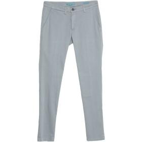 《期間限定セール開催中!》YAN SIMMON メンズ パンツ グレー 44 コットン 98% / ポリウレタン 2%